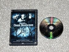 Night of Dark Shadows DVD 2012 David Selby Dan Curtis