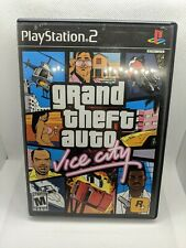 New listing Grand Theft Auto: Vice City (Sony PlayStation 2) Complete W/Poster