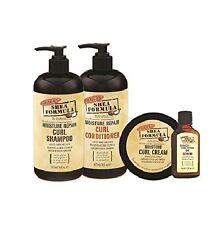 Palmers Shea Formula Moisture Repair Curl Shampoo, Conditioner, Serum & Cream
