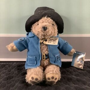 Paddington Bear Soft Toy 20cm high In Sitting Position