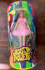 Austin Powera Fembot Doll Figure Fully Poseable 1998 New In Box Trendmasters