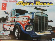 TYRONE MALONE'S KENWORTH SUPER BOSS TRUCK AMT 1:25 SCALE PLASTIC MODEL TRUCK KIT