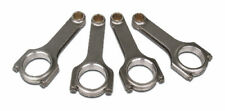"SCAT H Beam Connecting Rods 5.200"" 2.172""/.912"" Bushed Ford 2.3 Turbo 2300 SVO"