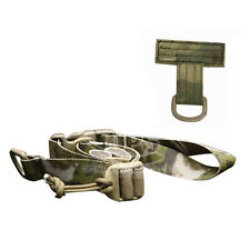 OPS/UR-TACTICAL QUICK RELEASABLE PLATE CARRIER WEAPON SLING, A-TACS FG