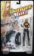 McFarlane Toys Danger Girl Natalia Kassle Figure SOC 1999 J Scott Campbell