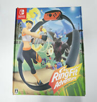 Ring Fit Adventure Standard Edition (2019) For Nintendo Switch Without Game