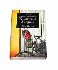 SAFE HAVEN by Nicholas Sparks (2010, Hardcover) First Edition ROMANCE NOVEL