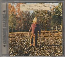 THE ALLMAN BROTHERS BAND - brothers and sisters CD