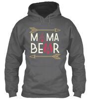Mama Bear Mothers Gift - Gildan Hoodie Sweatshirt
