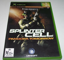 Splinter Cell Pandora Tomorrow XBOX PAL *Complete*