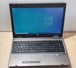 HP ProBook 6560b,Intel core i5,8GB Ram,500GB HDD,15.6in laptop,notebook,Win 10