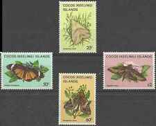 Timbres Papillons Cocos 101/4 ** lot 17492