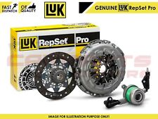 FORD TRANSIT CONNECT 1.8 PETROL GENUINE LUK CLUTCH COVER DISC BEARING KIT 02-04