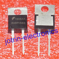 10PCS RHRP1560 TO-220-2 HYPERFAST DIODE, 15A, 600V, Transistor