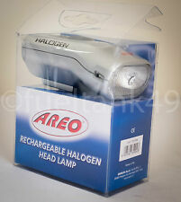 Areo Rechargeable Halogen Head Light