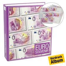 Safe Souvenirschein Sammelalbum für 0 Euro Scheine Vordruckalbum DE