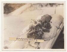 Foto verstorbener Mann Post Mortem um 1930 ! (F2279