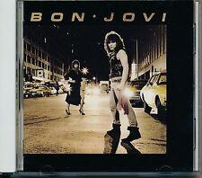 Bon Jovi - Bon Jovi 9 track cd