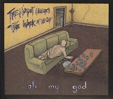 Oh My God : The Night Undoes the Work of the Day CD