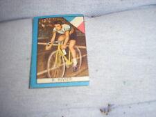 ROGER RIVIERE CYCLISME IMAGE FIGURINA 1960 NANNINA ITALIE