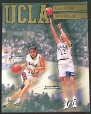 1998-99 UCLA BRUINS WOMEN'S NCAA BASKETBALL MEDIA GUIDE