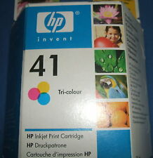 HP 41 51641AE Tri-Colour Ink Cartridge (Out of Date)