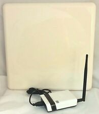 50dBm Long Range WIFI Network Repeater Router Extender Receiver 802.11N Hot Spot