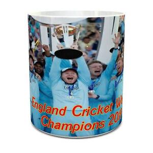 England World Cricket Champions 2019 11oz Ceramic Mug