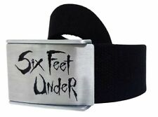 SIX FEET UNDER Gürtel Belt Stoffgürtel Official Merchandise