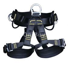 Rock Climbing Harness Safety Seat Belt Mountaineering Rappelling Equipment