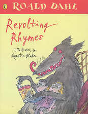 Revolting Rhymes (Picture Puffins), Roald Dahl | Paperback Book | Acceptable | 9