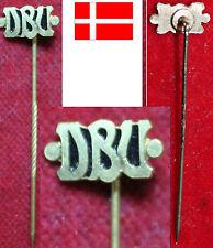 Fußball Football BADGE ANSTECKNADEL FIFA Verband Dansk DBU DÄNEMARK DANMARK
