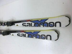 Ski Rocker Kinder Salomon X Race mit Ezytrak Bindung, 150cm (GG9082)