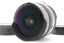 Excellent+++ Nikon Ai-s Fisheye-Nikkor 16mm F2.8 AiS Wide Angle Lens From Japan