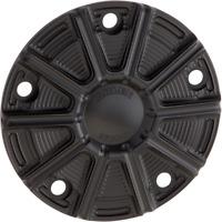 Arlen Ness Point Covers Black 10 Gauge 700-024
