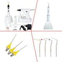 Dental Endo Gutta Percha Obturation System Gun /Pen /Needles /Heating Tips