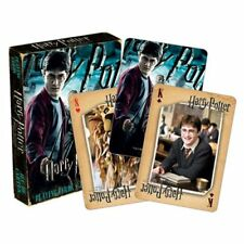 NEW Harry Potter * Half-Blood Prince Playing Cards * Movie Magic Sealed NIP