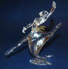 "SWAROVSKI SILVER CRYSTAL ""ANNA"" Ballerina 627396 MINT SCS LE 2004"