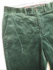 Ralph Lauren Corduroys Mid Rise 34L Trousers for Men