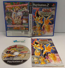 SONY Playstation 2 PS2 PSX2 PAL ITALIANO IT - YU-GI-OH! CAPSULE MONSTER COLOSSEO