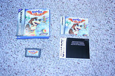 Banjo Pilot Game Boy Advance Game with Box and Inserts