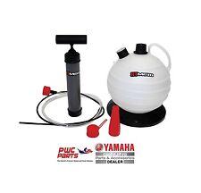 YAMAHA HT Moto Liter Fluid Extractor Pump SBT-OILEX-TR-CT 6 Liter Capacity