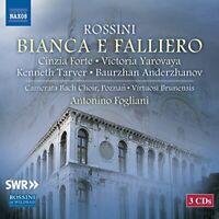 Laurent Kubla - Gioachino Rossini: Bianca e Falliero [Laurent Kubla; [CD]