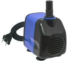 265 GPH Aquarium Fish Submersible Water Pump Tank Powerhead Fountain Hydroponics