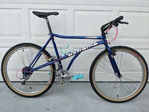 1992 HARO Extreme Mountain Bike Vintage Retro MTB w/ 3 x 7 Shimano Components