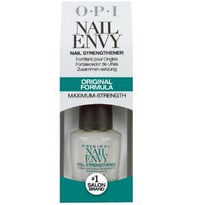 OPI Nail Envy - Original Formula - Maximum Strengthener, 0.5 Fl Oz