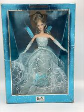 Barbie Doll 2001 Collector Edition - Blue Dress, Peace & Prosperity 50841