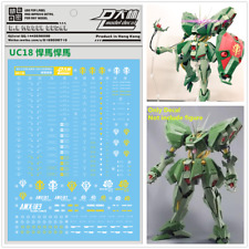 D.L high quality Decal water paste For Bandai RE 1/100 AMX-103 Hamma Gundam