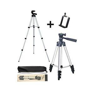 Professional Tripod Mobile Phone Clip Camera Tripod Set