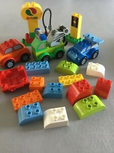 Lego Duplo 10552 Creative Cars 100% complete without box